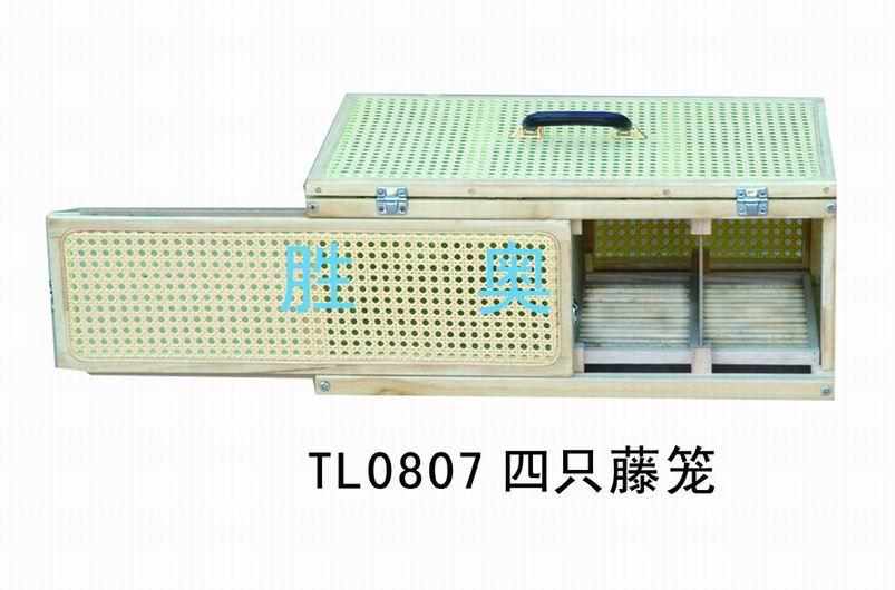 TL0807四只藤笼
