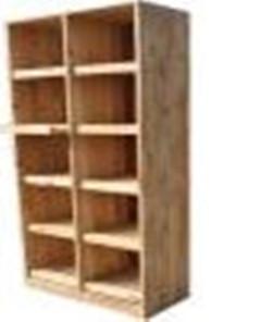 组合式幼鸽巢箱