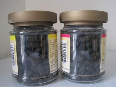 瓶装蜂藻丸
