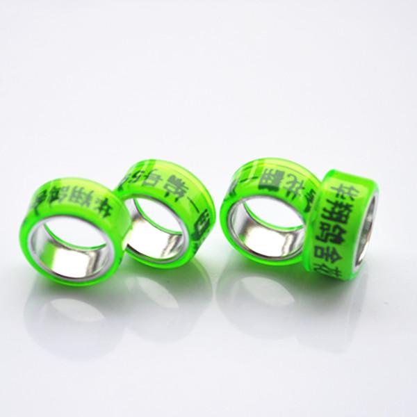 微型矮铝塑环5MM 高,适合做大赛特比环,私人环,品质优