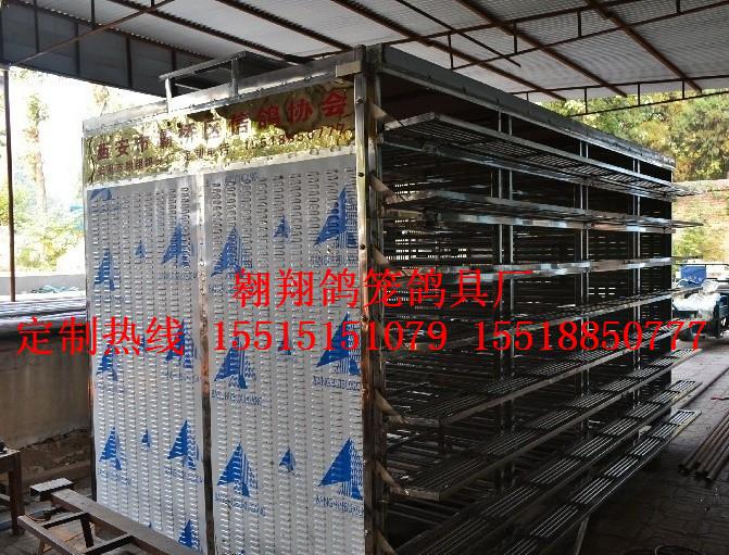 西安市灞桥区信鸽协会/鸽笼/放飞笼/赛鸽集装箱/