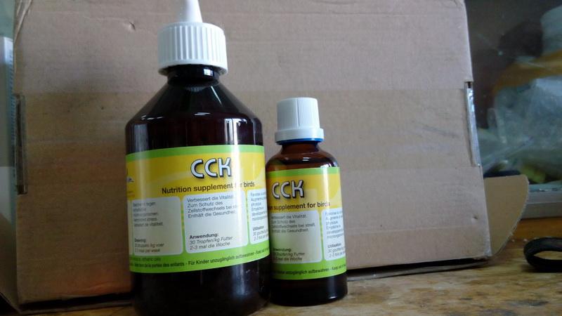 法利肠道灭菌剂 CCK
