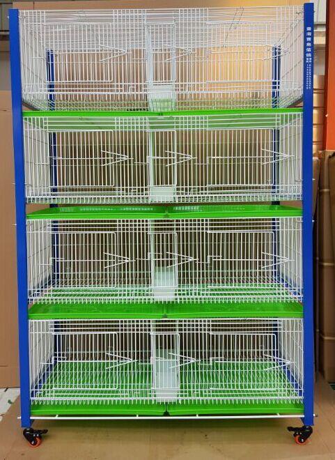 配对箱 升级新款高级赛鸽调节箱四层 台湾制造!