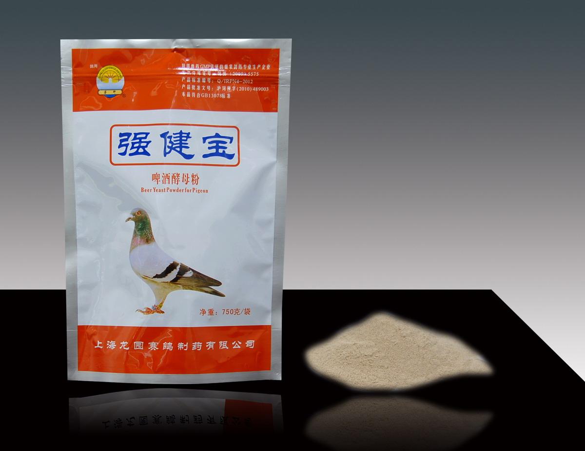 (包邮)上海龙园 强健宝-啤酒酵母粉