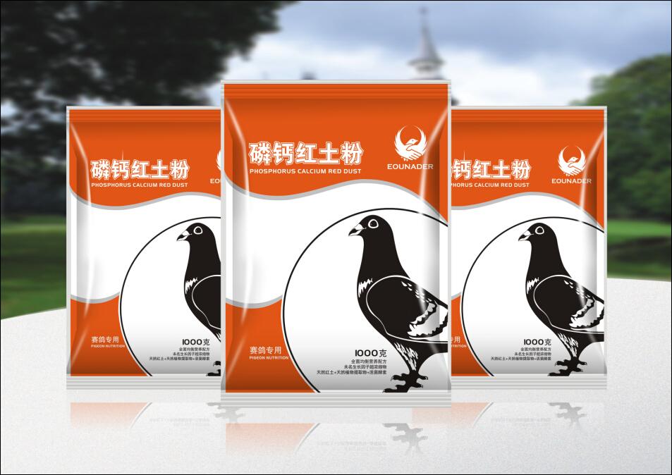 磷钙红土粉