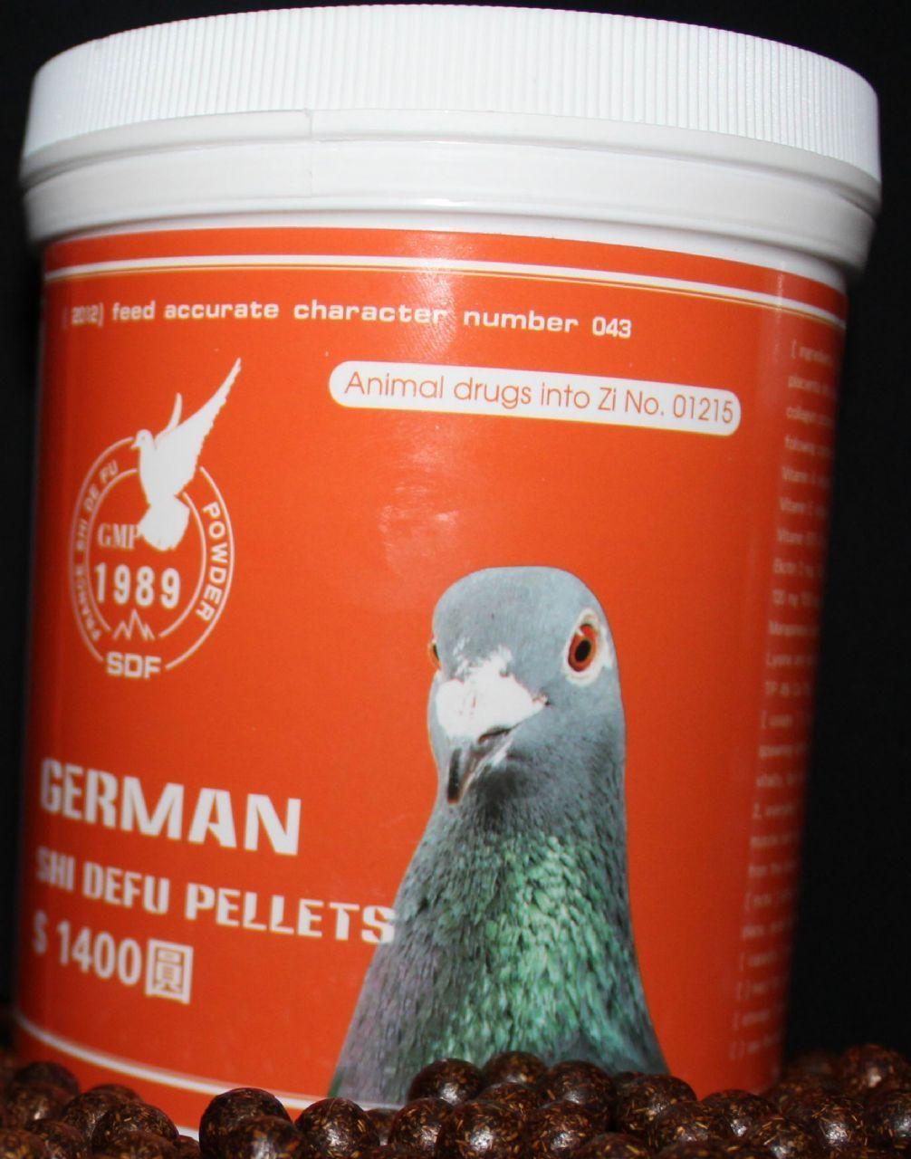 施德福 种鸽配对及幼鸽赛鸽专用营养品  天下鸽药