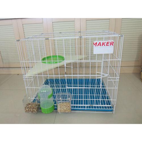 MAKER单个复式配对繁殖鸽笼