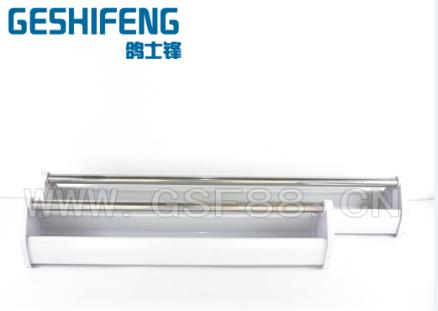 G1234-1塑钢食槽(白色)