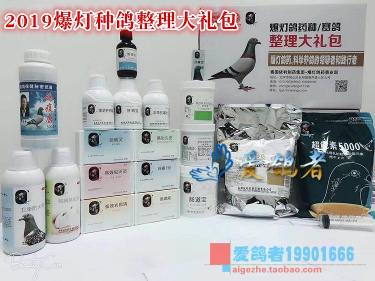 爆灯种鸽【种鸽系统总整理】2019版大礼包