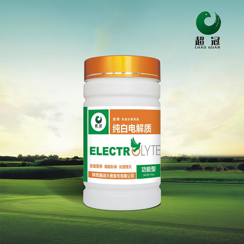 【超冠】纯白电解质100g――全面营养 高能补体 长效持久