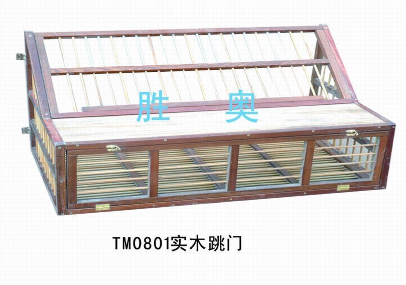 TM0801实木跳门