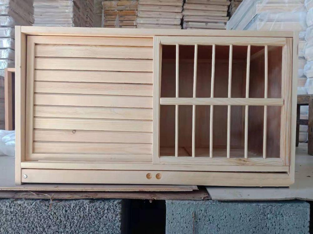 90实木避光巢箱