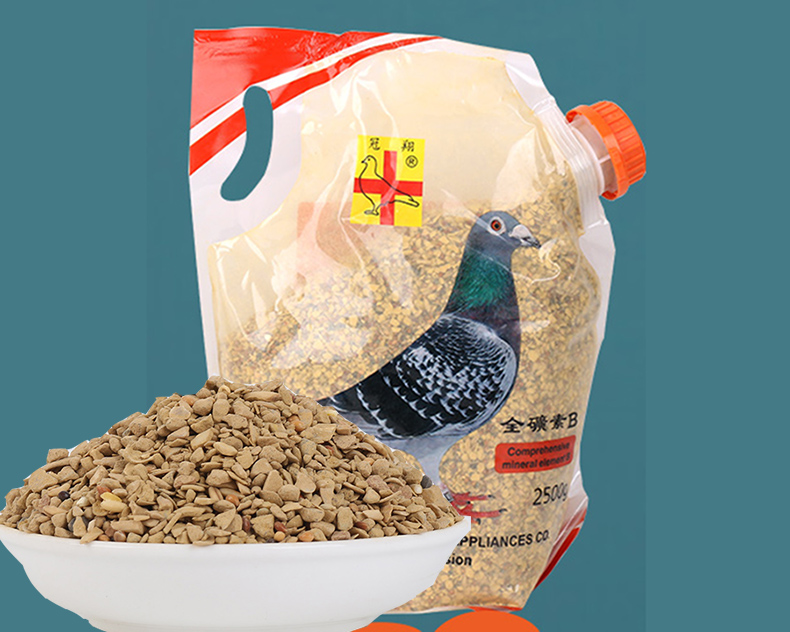 鸽用全矿素B