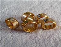 大内径(2-18MM)径可订做铝制足环