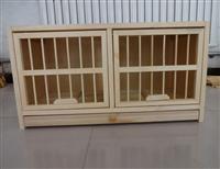 标准赛鸽巢箱 (80cm双上翻门)