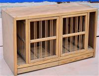 BW0811两边带食槽巢箱