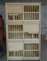组合百叶种鸽配对笼