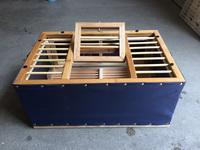 厂家直销批发木质放飞笼700
