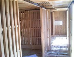 实木移板式内墙门