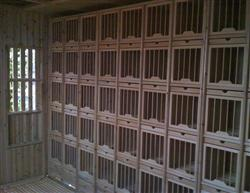 巢箱赛鸽调节巢箱