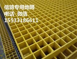 地网定制镀锌铁网环保通风窗鸽舍专用黄色地网