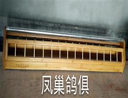 100竹木食槽