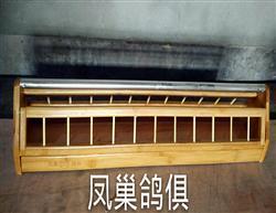 80竹木食槽