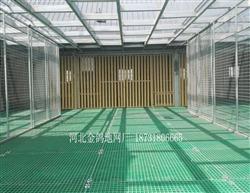 玻璃钢地网公棚地网