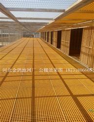 新建公棚玻璃钢地网效果图