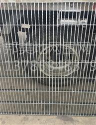 热镀锌不生锈钢格地网