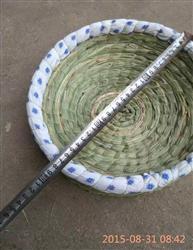 精品鸽子窝巢盆蛋窝加深油草窝信鸽窝采用纯天然野生油草