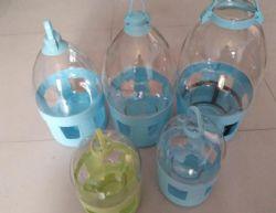 高档透明饮水器鸽子喝水用具水壶信鸽用品用具规格有12L