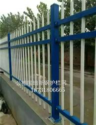 公棚围墙网锌钢护栏网