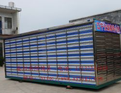 全自动欧式放飞笼 放飞集装箱