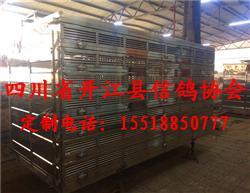 四川省开江县协会定制不锈钢放飞笼