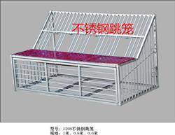 不锈钢跳笼/鸽笼/鸽子笼/信鸽用具鸽具跳门/放飞门