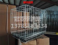 镀锌拍卖笼 观察笼 隔离笼 展示笼 配对笼