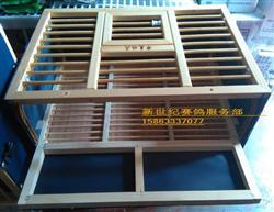 【包邮】华美0.5米木布笼