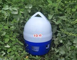 赛鸽饮水器 鸽用10升水壶