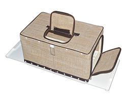 合成藤笼.塑钢框架.C型(折叠