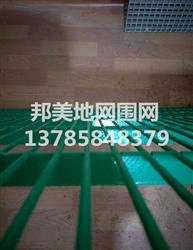▲标准型▲包塑钢格地网