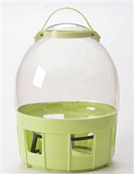 高档透明饮水器鸽子喝水用具水壶信鸽用品用具规格有4L 6L 8L