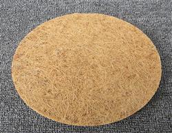 天然棕垫・棕丝巢盆垫・沾垫信鸽窝垫 脚垫 沾垫