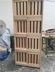 可调光种鸽配对笼、调节箱、巢箱