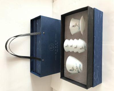 陶瓷纪念盘天意陶私人订制景德镇陶瓷茶具