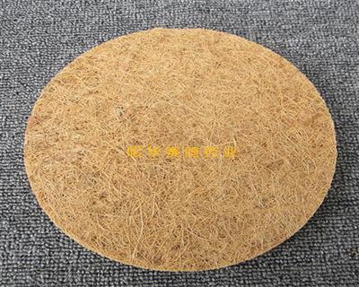 天然棕垫・棕丝巢盆垫・沾垫信鸽窝垫 脚垫