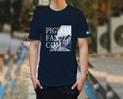 爱鸽者定制T恤(文化衫XL号)