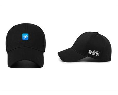 爱鸽者棒球帽(薄款黑色)