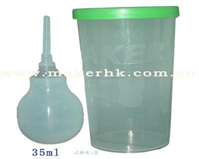 补液器套杯\Pet liquid injector/measuring cup combo