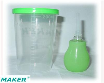 补液器套装 一个量杯+一个补液器